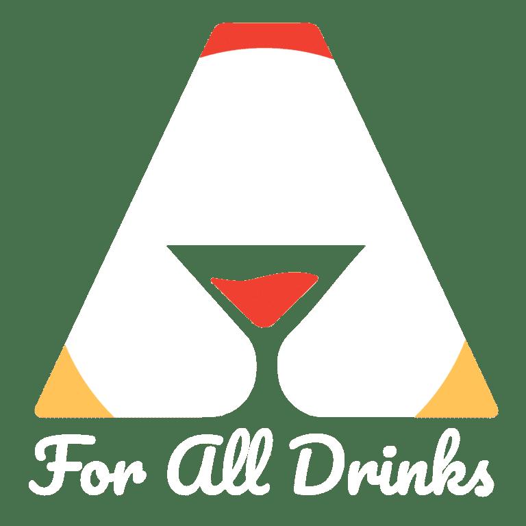 For All Drinks Logo Wordmark