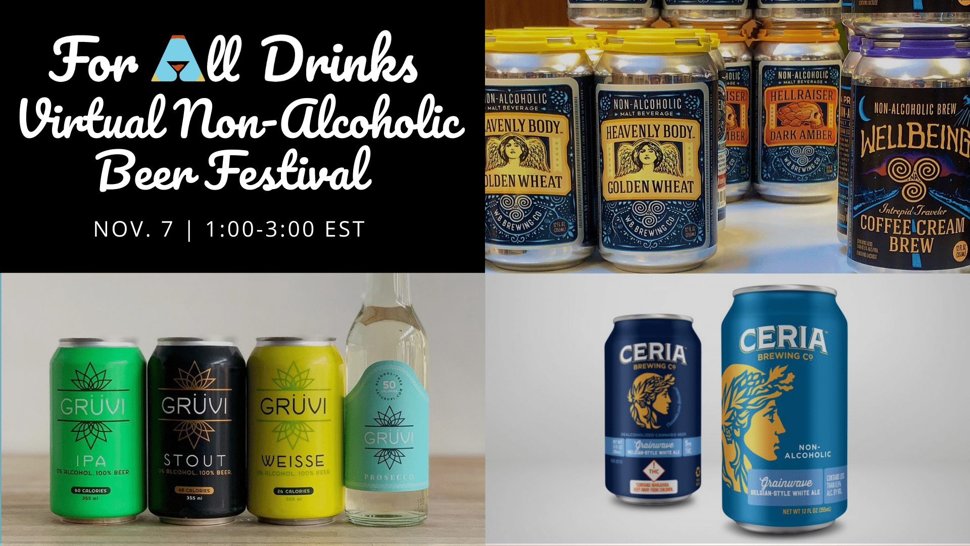 Non-Alcoholic Beer Festival